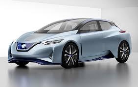 car nissan nissan ids concept autonomous electric car at tokyo motor show