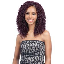 best synthetic hair for crochet braids deep twist 10 freetress synthetic hair crochet braid bulk ebay