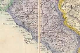 Rit Map Stanford U0027s 1859 Map Of Italy Majesty Maps U0026 Prints