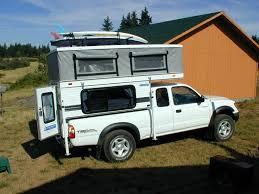Camper For Truck Bed Best 25 Pickup Camper Ideas On Pinterest Camper Conversion Van