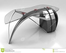 furniture design table render stock photo image 31324110