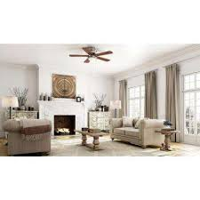 Living Room Ceiling Fans Classic Ceiling Fans Lighting The Home Depot