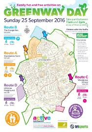 Hertfordshire England Map by Herts Sports Partnership Events Greenway Day