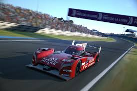 nissan gran turismo racing the nissan lmp1 in gran turismo 6 waiting for wec cars in assetto