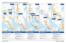 Seattle Bus Route Map by Ballard Link Light Rail Route Options Proposed By St Seattle