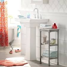 bathroom sink storage ideas shelf captivating bathroom sink shelf pictures