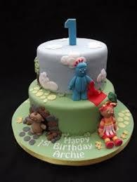 tracey garden cakes night garden and cake