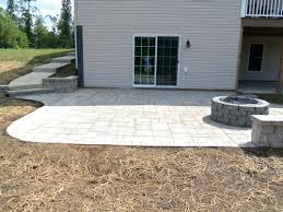 Flagstone Patio Installation Cost by Patio Ideas Outdoor Stone Patios And Fireplaces Backyard Patio