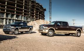 2013 ram 2500 3500 hd pickup first drive u2013 review u2013 car and driver