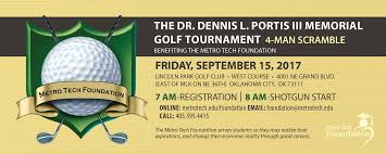 2017 golf tournament metro technology centers