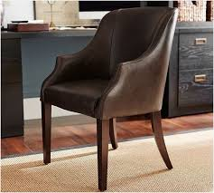 High Office Chair With Wheels Design Ideas Leather Desk Chair No Wheels How To Best Leather Office Chair No