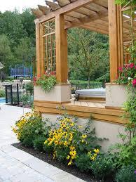 uncategorized unique design of outdoor planters ideas exterior