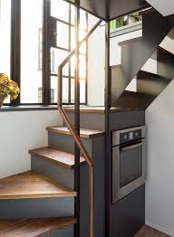 Retractable Stairs Design Best Retractable Stairs Design Best Ideas About Tiny House Stairs