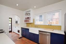 mosaic tiles kitchen backsplash astonishing blue and yellow wallpaper with mosaic tile kitchen