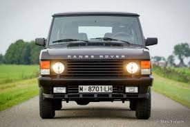 land rover 1990 range rover vogue se 1990 welcome to classicargarage