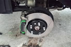 2007 honda accord rotors stoptech slotted brake rotors regular or cryo free shipping