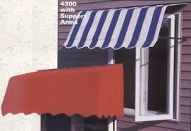 Fabric Window Awnings 4300 Fabric Window Awnings Overhead Door