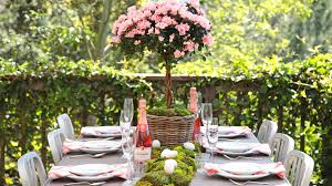 Pretty Easter Table Decorations by Table Decorations Martha Stewart