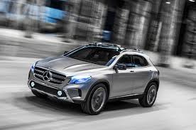 suv benz mercedes gla concept suv secrets revealed autocar co uk youtube
