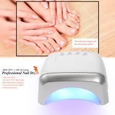 60w 100 240v ccfl led uv lamp nail dryer nail art nail curing