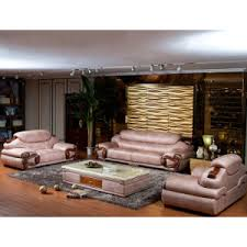 genuine leather sofa set modern chinese furniture set genuine leather sectional sofa set