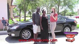 lexus fort worth service video testimonials of used lexus customers