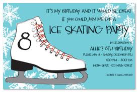 party invitations how to write ice skating party invitations ice
