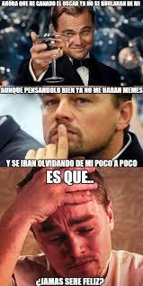 Memes De Leonardo Dicaprio - cuánto cabrón búsqueda de memes de leonardo dicaprio en