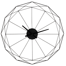chambres d hotes wijzer nl zoeken canapé klok zwart metaal d80 origami klok en metalen