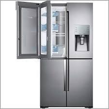 Samsung Cabinet Depth Refrigerator Four Door Refrigerator U0026 Four Door Commercial Upright Half Freezer