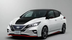 2018 nissan leaf nismo concept revealed specs future cars 2018