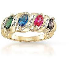 about mothers rings images Keepsake personalized family story mother 39 s birthstone ring jpeg