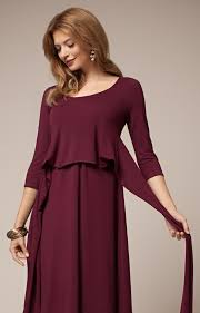 nursing wear maternity nursing dress mulberry maternity wedding dresses