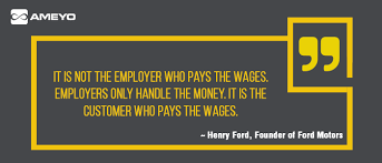 40 inspiring customer satisfaction quotes to boost employee morale