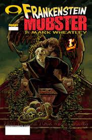 Seeking Frankenstein Insight Studios Frankenstein Mobster