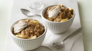 Microwave Apple Crisp Recipe BettyCrocker