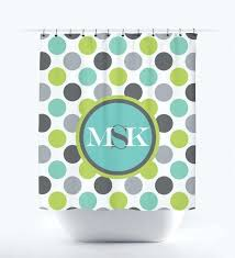 green or blue shower curtains green and grey shower curtain shower curtain by