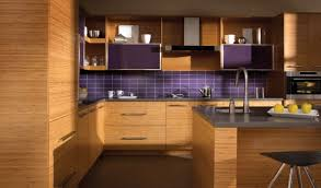 creating a beautiful modern kitchen with bamboo furniture set