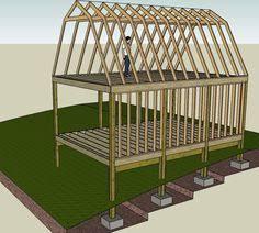 Gambrel Roof Pole Barn Plans Gambrel Style Barn Plans Gambrel Shed Plans Free Outdoor Plans