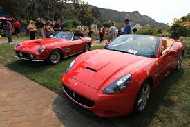 ferrari california 2010 2010 ferrari california vs 1963 ferrari 250 gt 5 madwhips