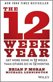 12 week year book book summary the 12 week year f5 financial planning