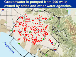 California Aqueduct Map Maven U0027s Minutes Water Storage Part 2 A Look At California U0027s
