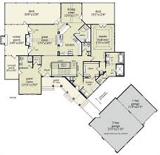 4 bedroom 4 bath cabin u0026 lodge house plan alp 0969 allplans com