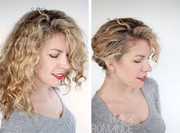 curly hair updos step by step hairstyle tutorial easy twist and pin updo for curly hair hair