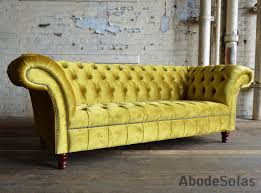 Handmade Chesterfield Sofas Uk Modern Handmade Geneva Buttoned Chesterfield Sofa