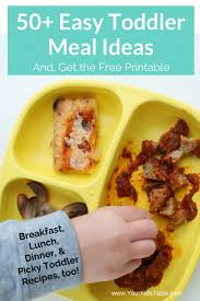 Quick Toddler Dinner Ideas Nutrition Archives Your Kid U0027s Table