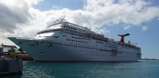 carnival imagination cruise ship profile
