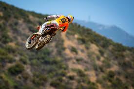honda racing motocross glen helen 2017 geico honda motocross blog