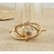 hermione necklace images Time turner harry potter hermione granger rotating hourglass jpg