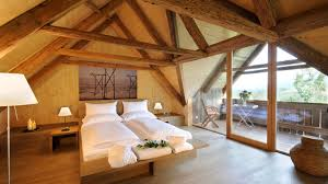 Schlafzimmer Deko Orange Schlafzimmer Unterm Dach Einrichten